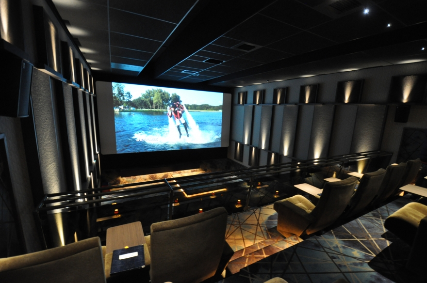 Projectmanagement RSB Cinema Roma