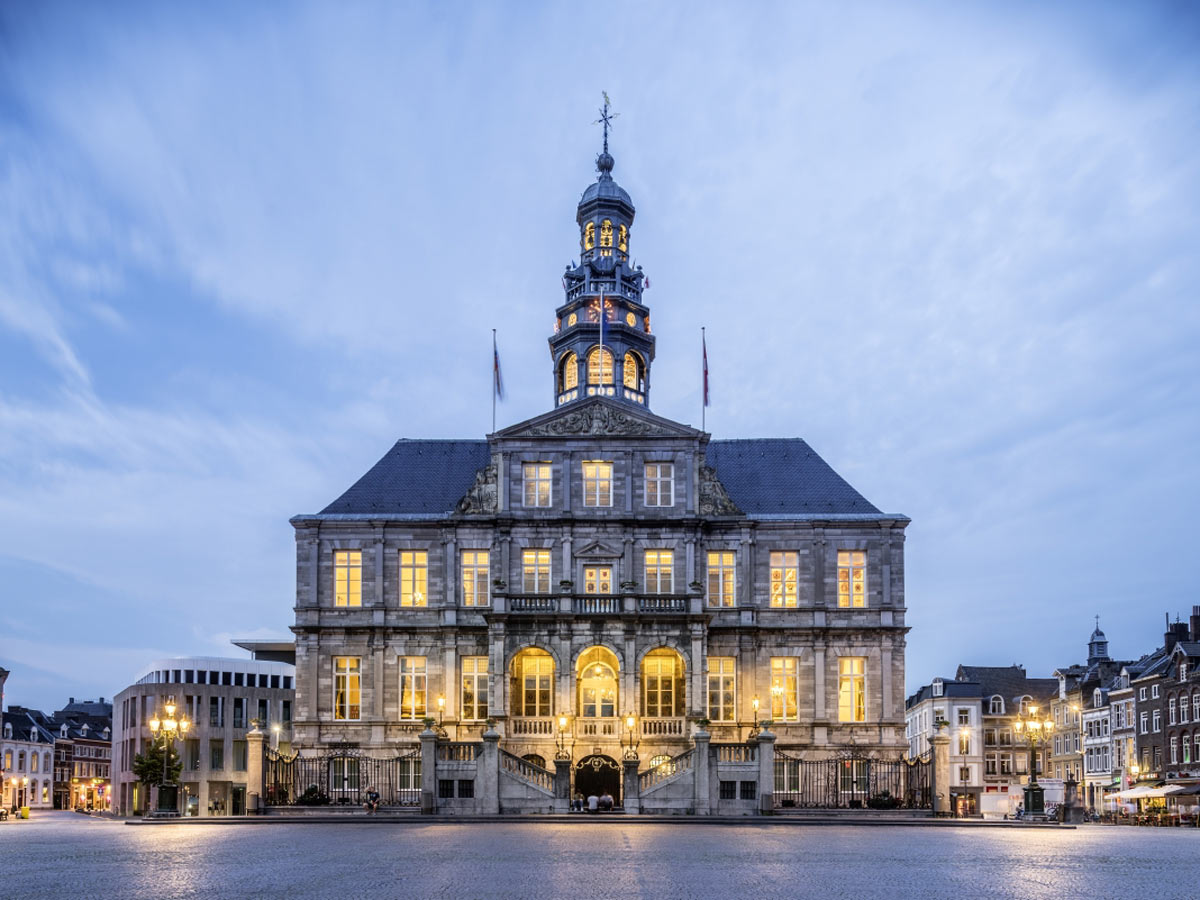 Statdhuis Maastricht bureau FRANKEN projectmanagement