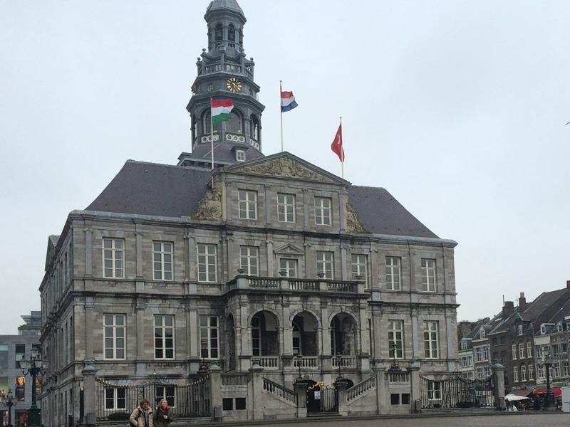 Stadhuis Maastricht bureau FRANKEN Projectmanagement