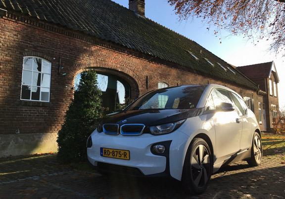 Elektrisch rijden bmw i3 Remco Mulder-bureau FRANKEN