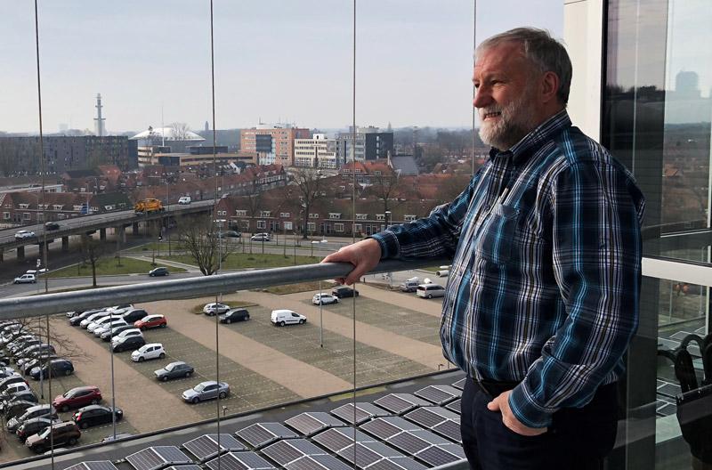 Bert Evers bureau FRANKEN Project coördinator
