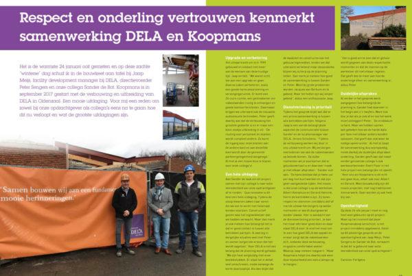 Koopmanskoop DELA Oldenzaal bureau FRANKEN