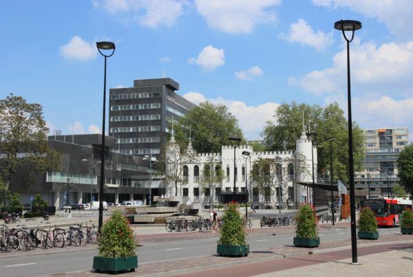 Stadhuis Tilburg Paleis van Tilburg bureau FRANKEN Projectmanagement