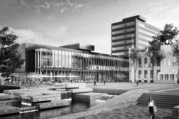 Stadhuis Tilburg bureau FRANKEN projectmanagement