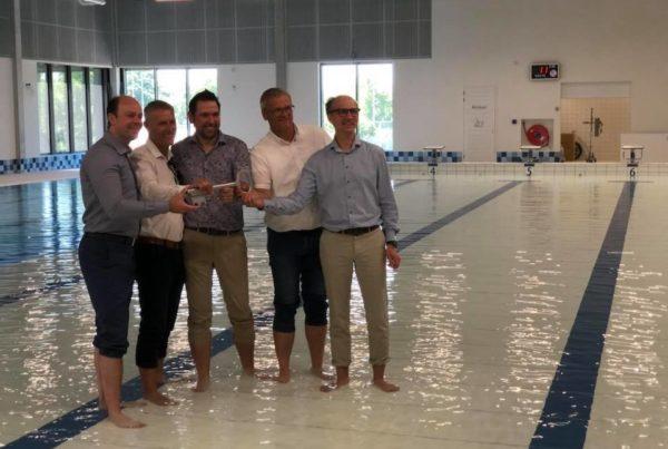 sportaccommodatie de Roodloop bureau FRANKEN