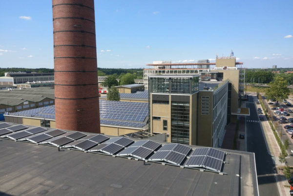 Gebouw TQ Eindhoven bureau FRANKEN
