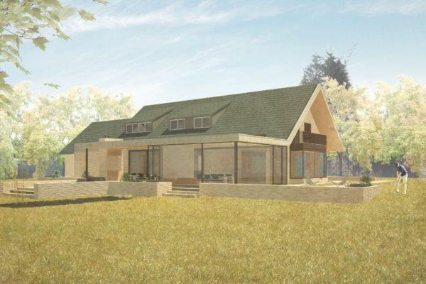 Verbouwing van een villa in Berkel-Enschot