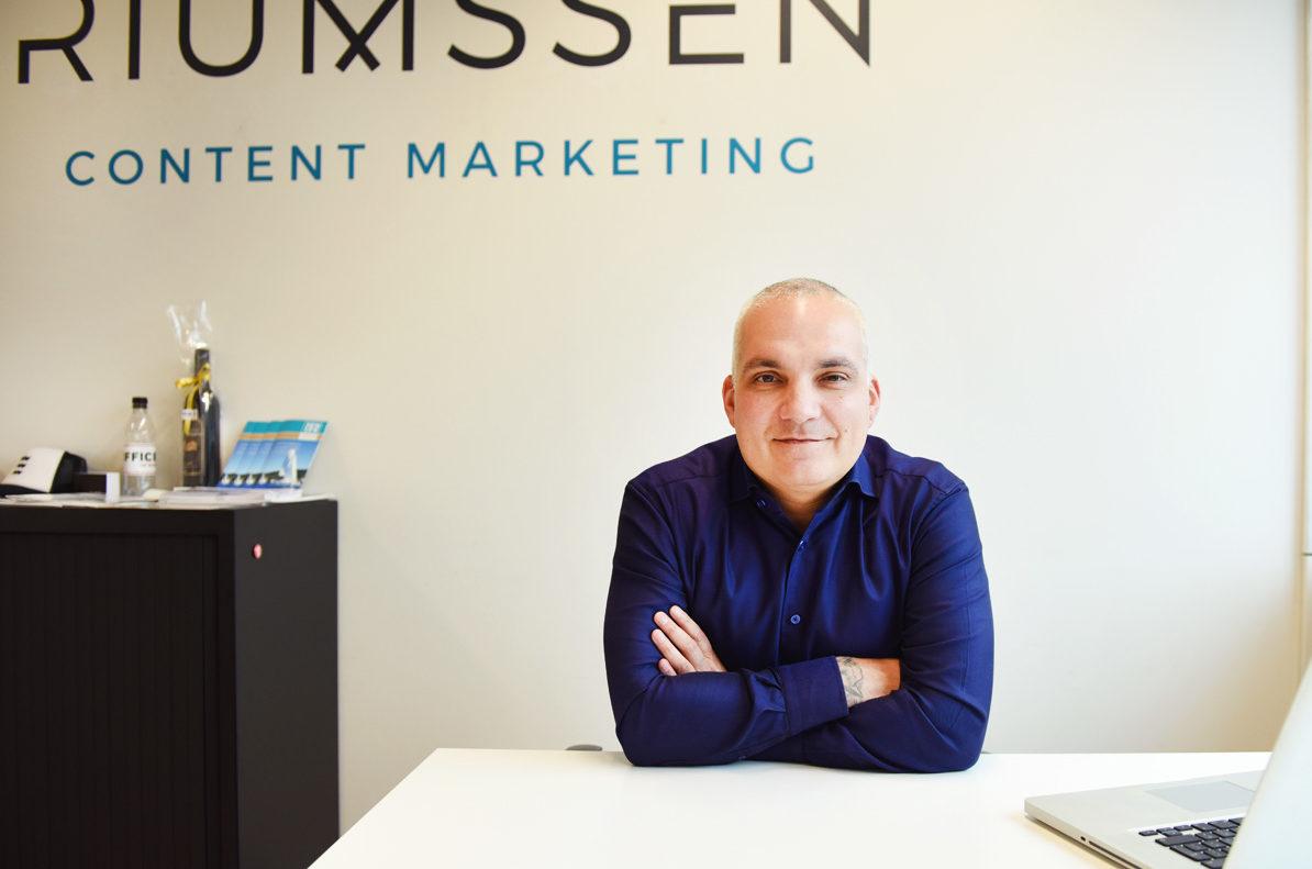 Serge van Uden Riumssen bureau FRANKEN