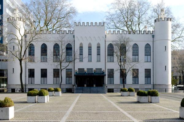 Paleis Tilburg bureau FRANKEN