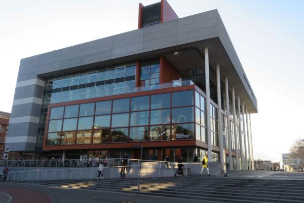 Bibliotheek Maastricht bureau FRANKEN