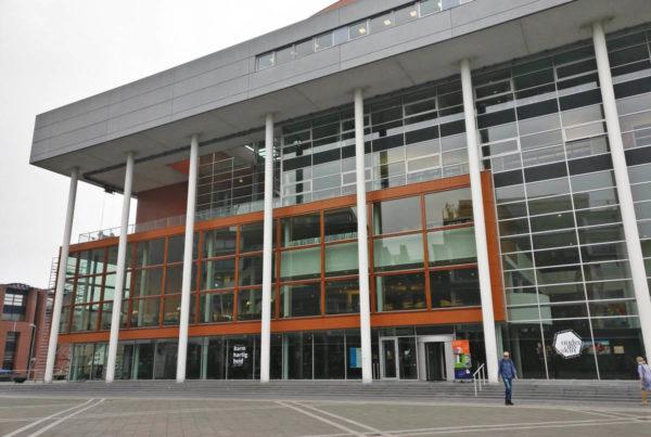 Bibliotheek Maastricht bureau FRANKEN Projectmanagement