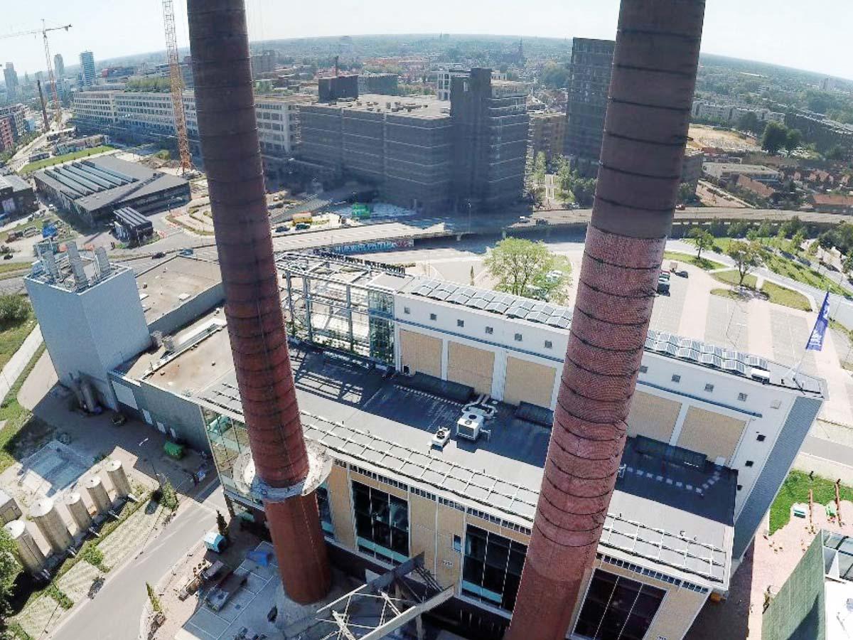 Innovation Powerhouse Strijp-T bureau FRANKEN360 remco mulder