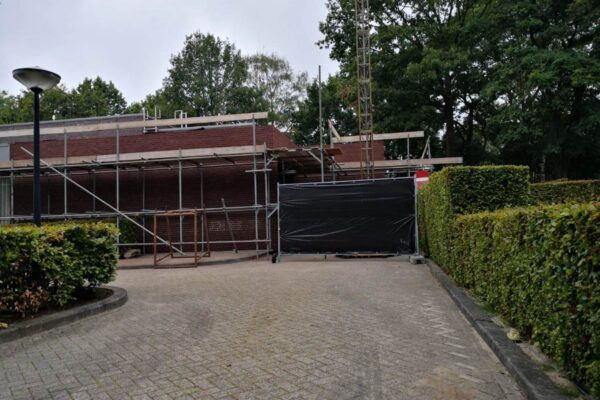 Crematorium Rosmalen bureau FRANKEN 4