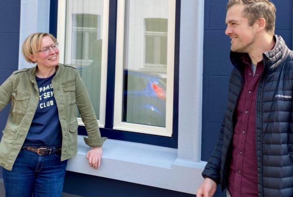 Bart van Gestel Welmoed Siebesma bureua FRANKEN K+ Adviesgroep